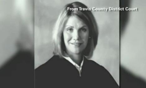 Cops seek gunman who shot state judge outside her home