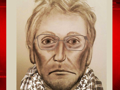 Suspect sketch released in shooting of Denver cop