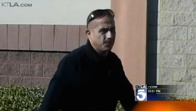 Costco employee thinks dash cam shows car burglar