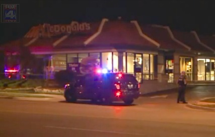 Teen charged in McDonald's shooting death
