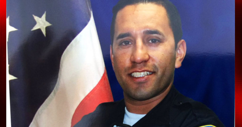 Downey police officer killed during 'botched robbery attempt' at police station: investigators