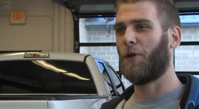 Social media leads man on path to recover stolen truck