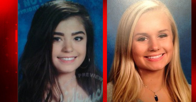 Missing Plymouth, Canton teens believed to be heading to northern Michigan with man