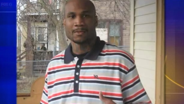 Father of four shot and killed outside his home