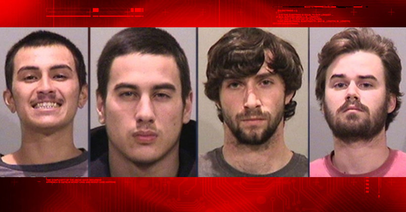 Fremont men arrested in connection with attack on Alameda Dam