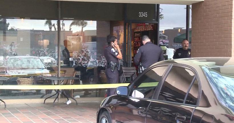 Skateboarder kills man in self-defense at Santa Ana Starbucks: Witnesses