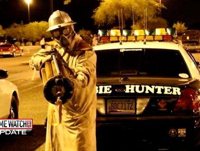 'Zombie Hunter': Police release new details in Arizona case