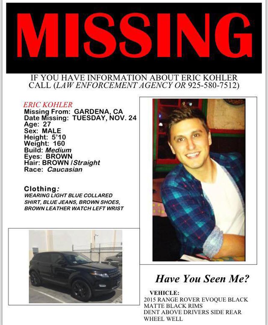 kohler-missing