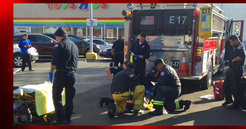 Police respond to shooting at Toys 'R' Us in South San Jose