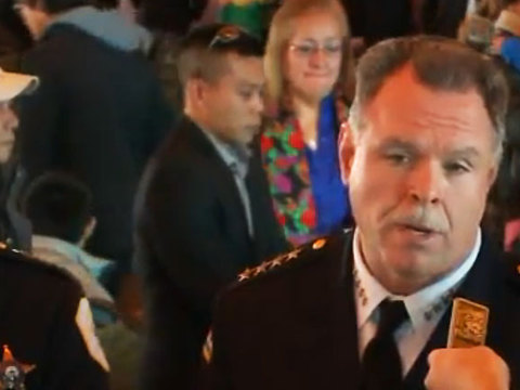 Chicago police superintendent fired in wake of Laquan McDonald case