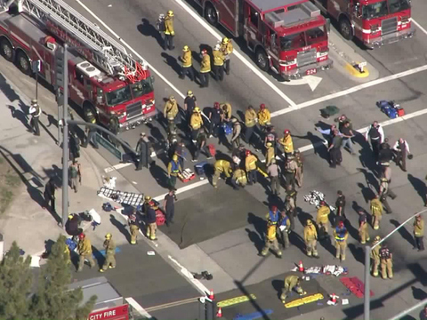 San Bernardino shooting: Deceased victims' names released