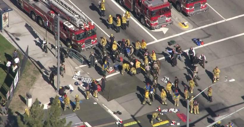 San Bernardino shooting: Deceased victims' names released