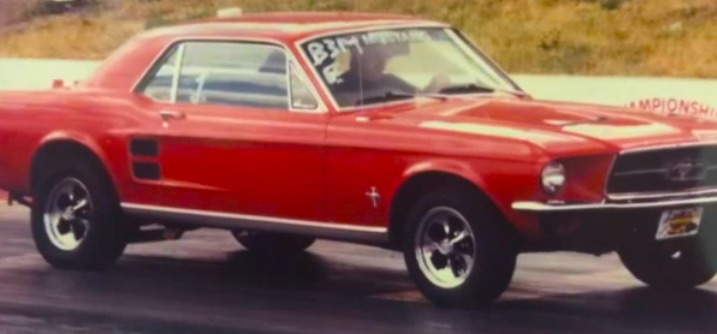 Thieves sneak away with trailer, '67 Mustang