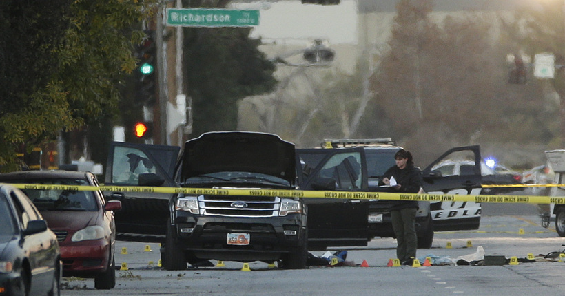 San Bernardino shooting: Suspect was radicalized - officials