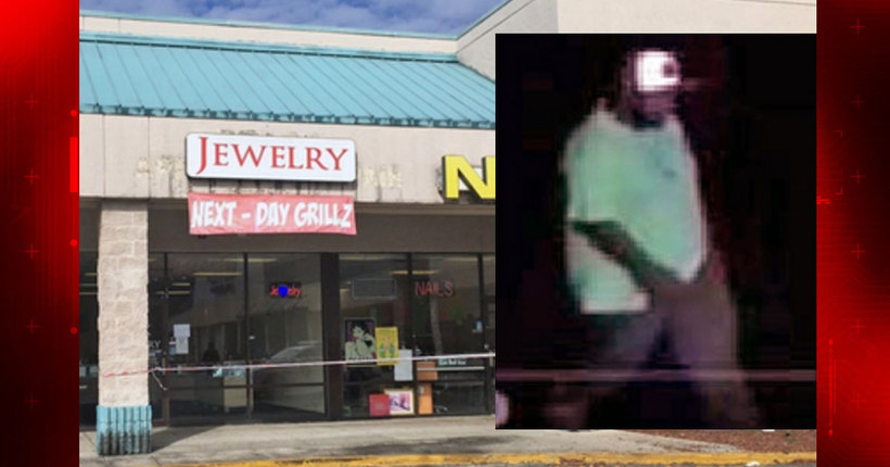 Police seek 2nd robber in deadly jewelry store heist