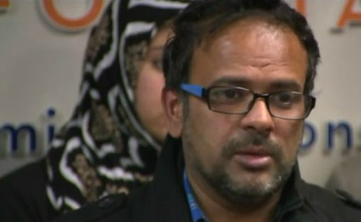 Syed Farook's brother-in-law speaks: 'I am in shock myself'