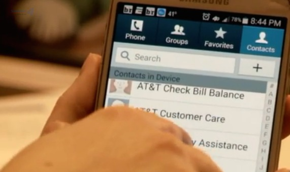 Family warns of scam targeting AT&T customers