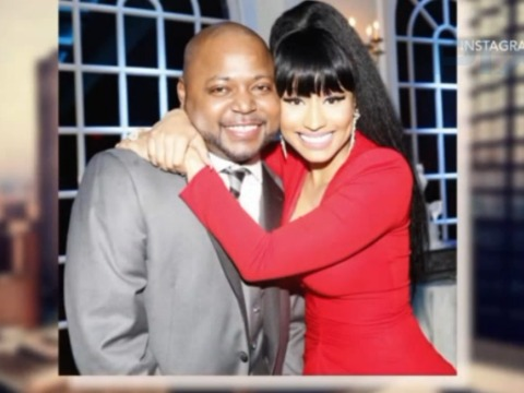 Nicki Minaj's brother charged with raping 12-year-old girl