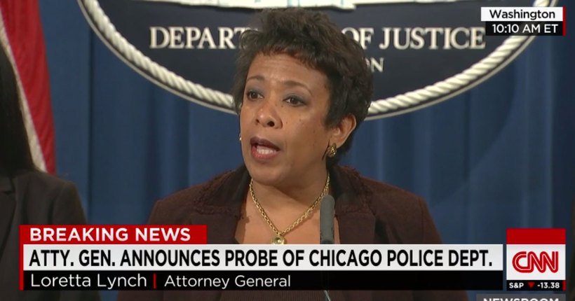 Feds launch civil rights probe of Chicago Police Department