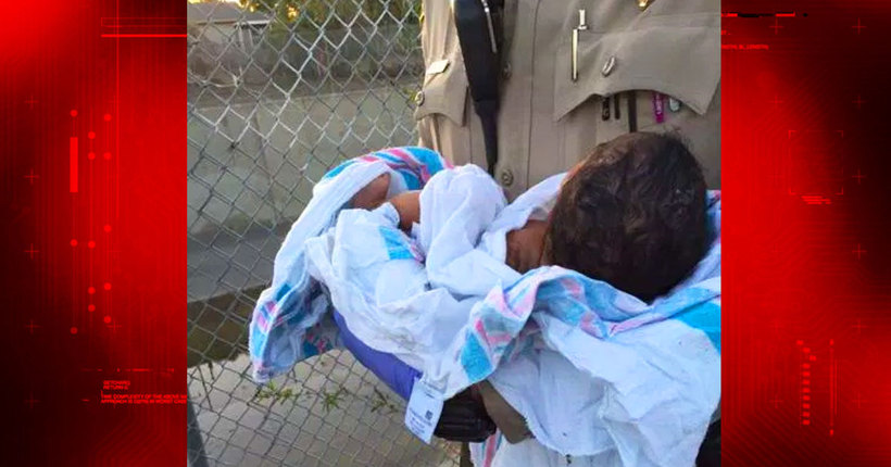 Mother arrested on attempted murder charge after newborn found 'buried alive': LASD