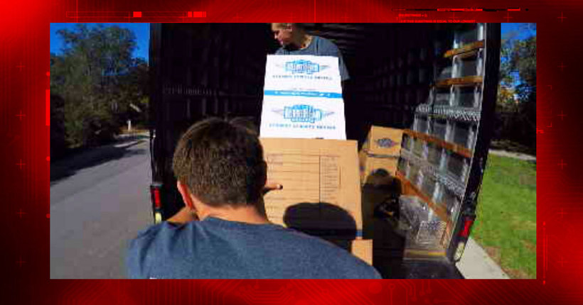 Moving company relocates domestic violence victims for free