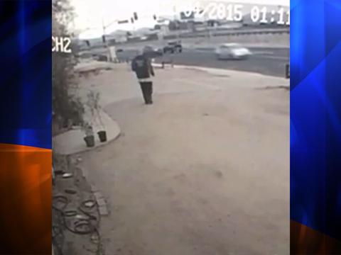 San Bernardino shooting survivor finds home burglarized after vigil