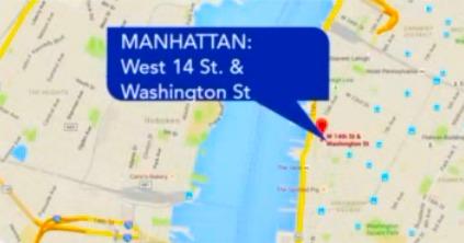 Man shot over parking space in Greenwich Village, N.Y.
