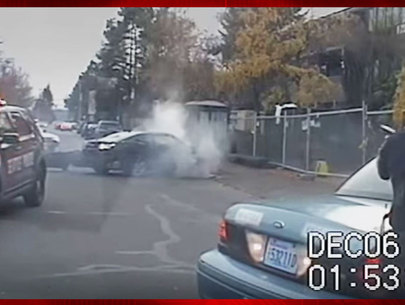 VIDEO: Carjacker killed at end of Seattle police chase