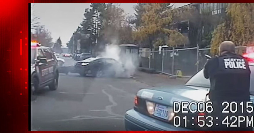 Officials identify accused carjacker who led police on dangerous chase through Seattle (DASHCAM VIDEO)