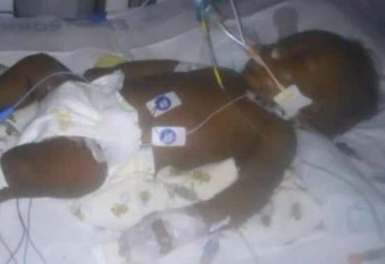 Dad of murdered baby wants justice, forgives killer