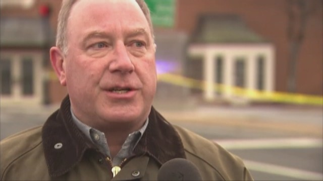 Georgia mayor killed during domestic dispute
