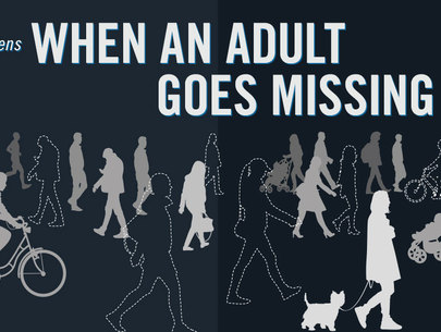 'America's Silent Disaster': What happens when an adult goes missing