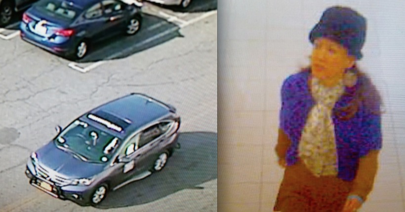 Police release photos of woman who allegedly tried to abduct infant in mall