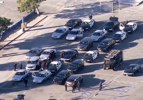 LAUSD closes all schools amid 'credible threat' of violence