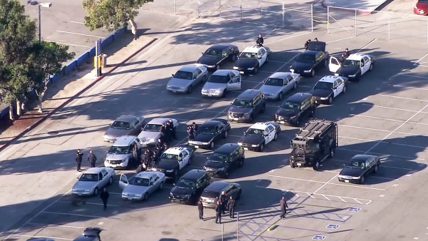 LAUSD closes all schools amid 'credible threat' of violence to 'many schools': officials