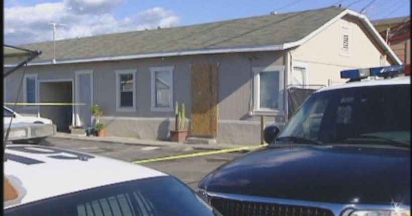 Two children found dead, tortured in Redding storage unit