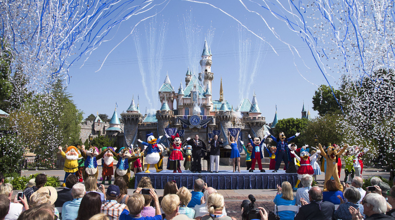 Disneyland to screen random guests using metal detectors; makes changes to toy gun, costume policies