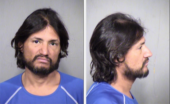 Man claiming to be Jesus Christ arrested for allegedly stalking Sheriff Joe Arpaio