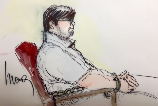 Longtime friend of San Bernardino shooter called 'danger to the community'; bail denied