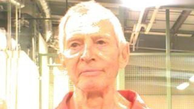 Robert Durst: 'I'm guilty of these charges, but I'm not guilty of murdering Susan Berman'