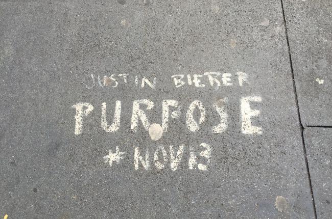 San Francisco city attorney sends letter to record company over Justin Bieber graffiti