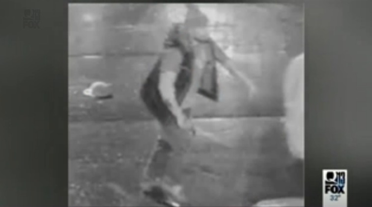 Kent Police seek ID of gun-wielding suspect following vicious attack caught on video outside sports bar