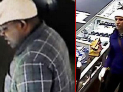 FBI seeks suspects in multiple jewelry store robberies