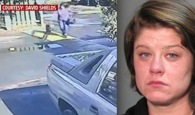 Dog-tosser from viral video arrested
