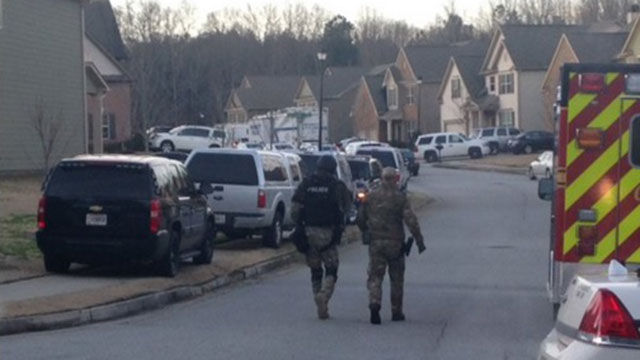 Neighbor: SWAT officers sobbed when they couldn't save toddler