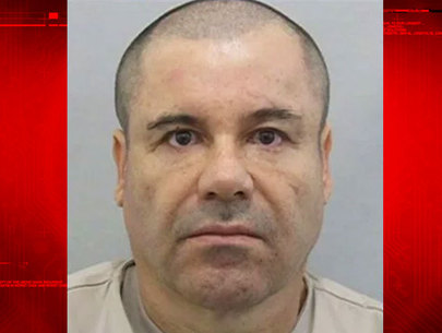 'El Chapo' lands in New York