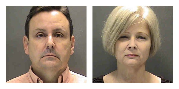 Couple accused of keeping 12-year-old tied up in 'playhouse'