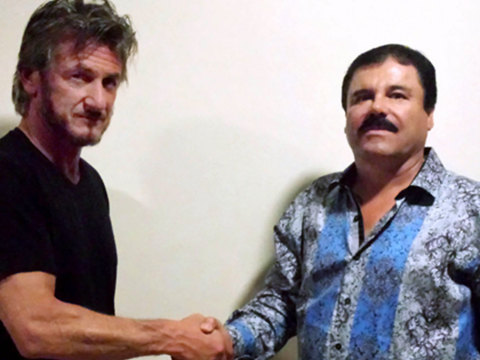 'El Chapo' interview: Penn sought for questioning