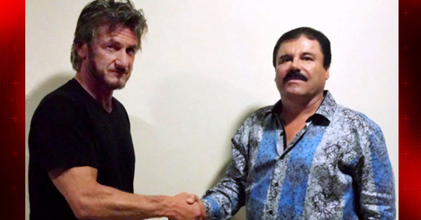 Sean Penn sought for questioning after 'El Chapo' interview, Mexican official says