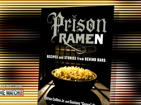 Prison riot sparks idea for new 'Prison Ramen' cookbook